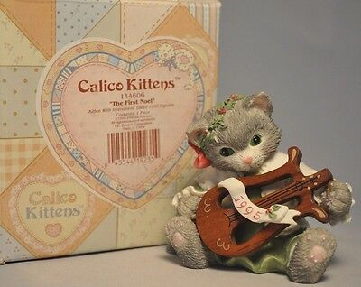 Calico Kittens: The First Noel - 144606 - Ornament
