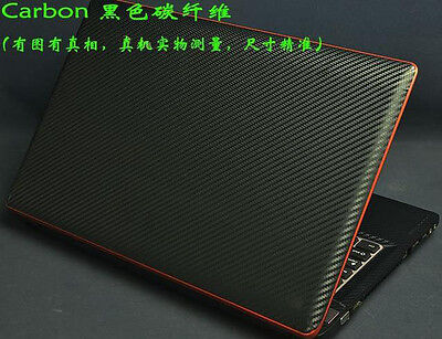 """KH Laptop carbon Leather Skin Cover Protector for Lenovo yoga 2 pro 13.3"""""""