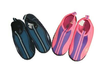 Child Reef Swim Surf Snorkelling Beach Shoes Boots Booties UV Unisex Size 22-32