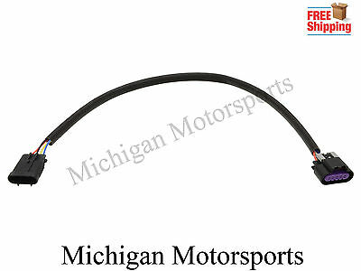 """2X 12/"""" Extension Cable Wiring Harness Mass Air Flow for GM 5 Wire LS3 LS7"""