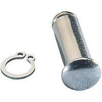 Hand Lever Pivot Pin & Retainer for Harley Davidson Lever Assemblies (1982-Up)