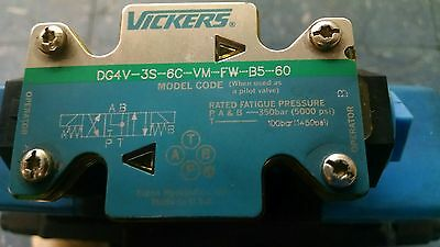 Vickers Directional Control Valve Dg5S-8-4Cetvmfw-B5-80