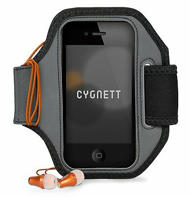 Cygnett Sport Running Armband Neoprene For Apple iPhone 5/5S & New iPod Touch