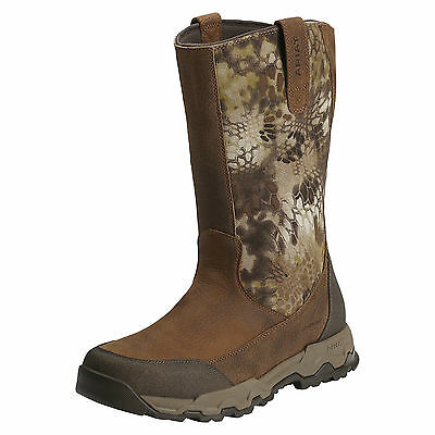 ARIAT - Men's FPS - Waterproof Pull-On Hunting Boots - Brown - (10014192) - New