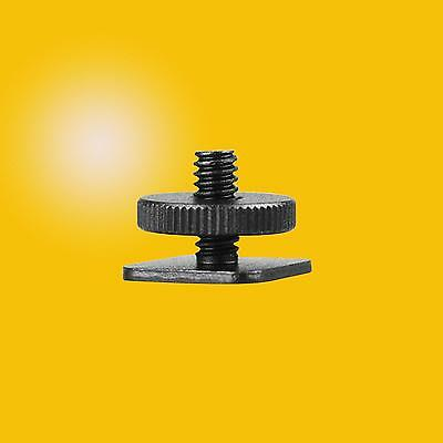 "1/4""-20 Tripod Screw to Camera Flash Hot Shoe Mount Adapter"