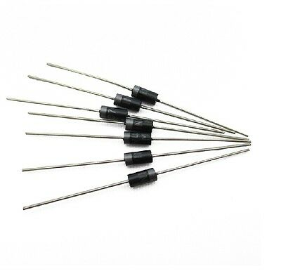 100pcs 1N4007 Diode MIC DO-41 1A 1000V Rectifie Diodes NEW