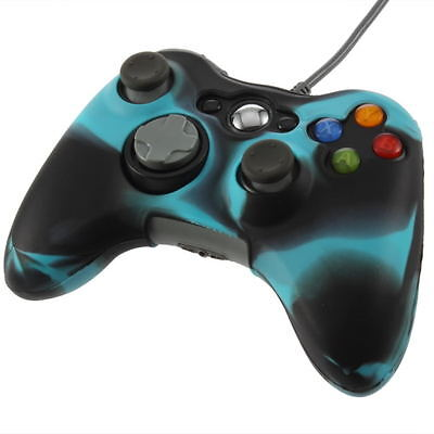 Soft Silicone Skin Case Cover for Xbox 360 Controller IT