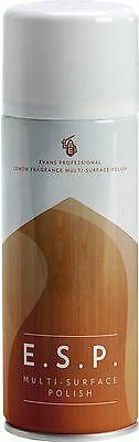 EVANS ESP - High Quality Spray Aerosol Polish (400ml) (x6)