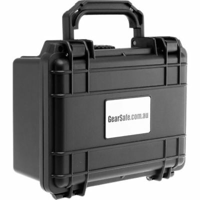 New GS007B210x167x90 Gearsafe Water tight IPX7 Rated Protective Case with Foam