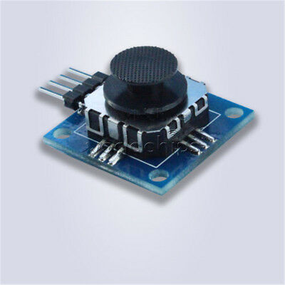 New 3V-5V PSP 2-Axis Analog Thumb GAME Joystick Module For arduino PSP