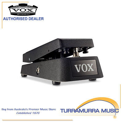 Vox V845 Wah Guitar Effects Pedal