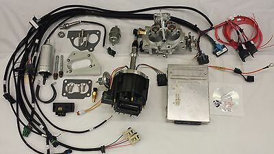 Complete TBI Fuel Injection Conversion Jeep Fuel Injection 4.2L 258 CI