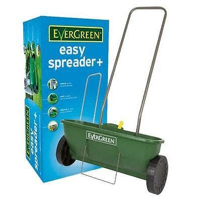 Easy Lawn Spreader Scotts Evergreen Moss Weed Seed Fertiliser Including Postage
