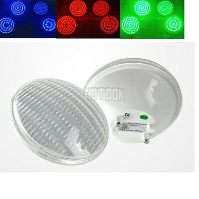 AC12V 24W 333LEDS/36W 12LEDS PAR56 RGB/WW/CW LED Fountain Swimming Pool Light