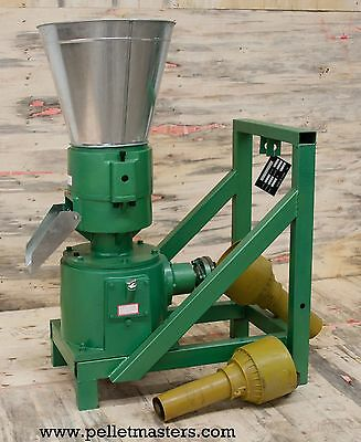 "Pellet Mill 8"" PTO Driven, FREE SHIPPING"