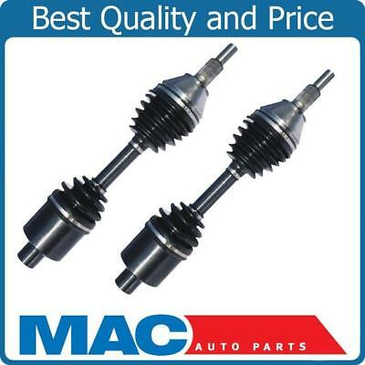 Front Left & Right Side CV Drive Axle Shaft Pair For 2002-05 Dodge Ram 1500 4WD