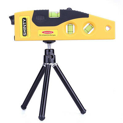 Cross Line Red Laser Level/Rotary Laser Tool/Measuring Tool With Tripod