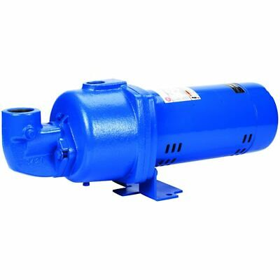 Lancaster Pump SKS100 -  24.7 GPM 1 HP Cast Iron Shallow Well Jet Pump
