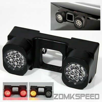 """LED Tow Hitch Light Running/Brake/Signal Function for Truck/SUV w/ 2"""" Receiver"""