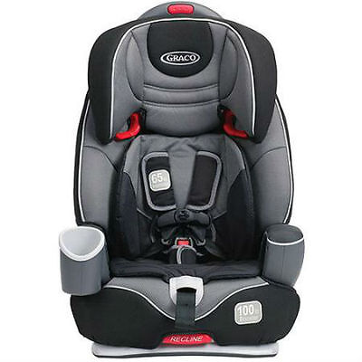 Graco Nautilus 3-in-1 Multi-Use Baby/ToddlerCar Safety Seat, 5 pt. harness