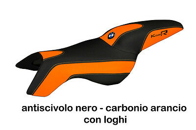 SEAT COVER BMW K1300 R, K1200 R, K1200 R SPORT BOSTON CC by tappezzeriaitalia.it