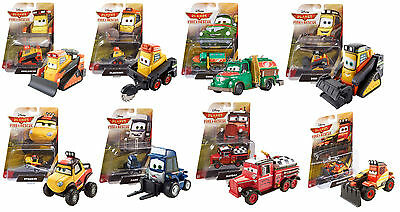 Disney Planes Fire and Rescue Crew Members New in Package