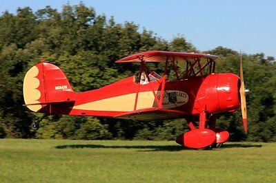 1/4 Scale Great Lakes 80inch  Giant Scalegiant rc model airplane plans
