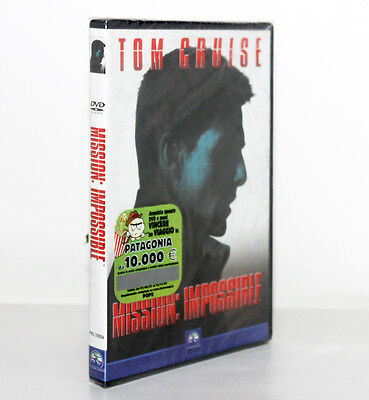 Mission: Impossible [Dvd 1996] [Fuori Catalogo] 8010773200066