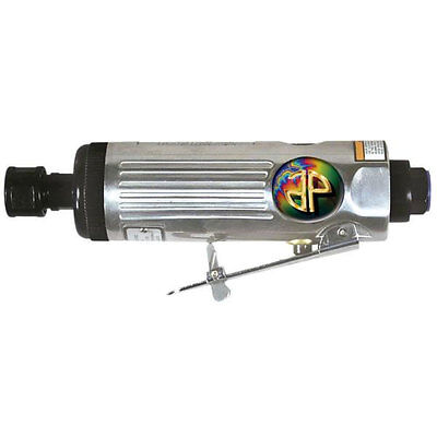 """Astro Pneumatic 1/4"""" Pneumatic Air Die Grinder w. Safety Lever T210 New"""
