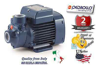 Electric water supply pump Industrial -Pedrollo Italy- PKm60 1/2HP (former PK03)