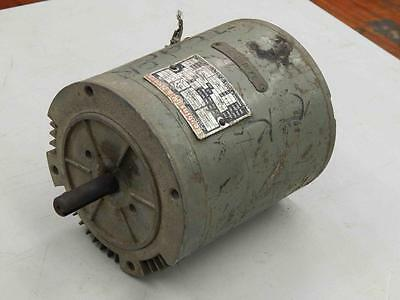 Ge general electric 5k42jg2 electric motor 1 2 hp 1725 rpm for Robbins and myers replacement motors