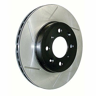 StopTech Power Slot 02-10 WRX Front Left Sportstop Slotted Rotor