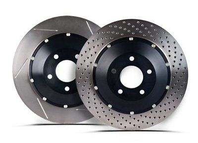 StopTech Replacement Right Slotted 355x32mm BBK Aero Rotor