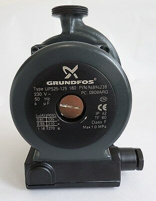 CIRCULATEUR GRUNDFOS UPS 25-125 180 230V COMPATIBLE UPS 25-120 Technibel