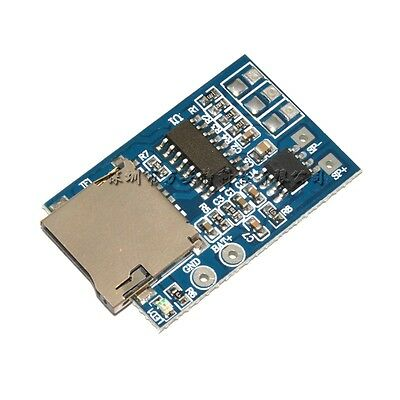 1pcs Great It Gpd2846a Tf Card Mp3 Decoder Board 2w Amplifier Module For Arduino Gm Power Supply Module Electronic Components & Supplies
