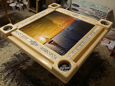 Your Favorite Image of ANY KIND put on your custom Domino Tables by Art