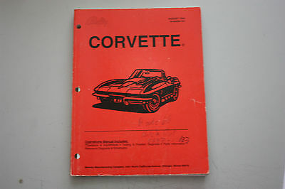 Corvette Manual Bally Williams Flipper Pinball #2