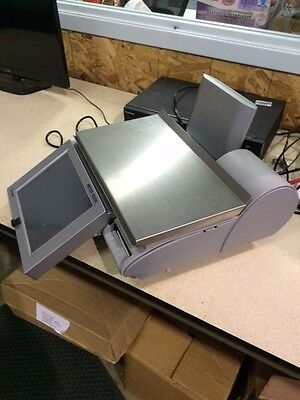 METTLER TOLEDO UC-Cw DELI SCALE WITHOUT SOFTWARE