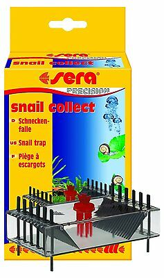 Sera Snail Collect Snail Trap for Freshwater Aquariums