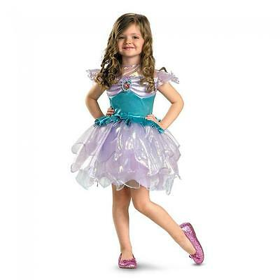 NEW Ariel Disney Princess Toddler Halloween Costume Size 2T by Disguise