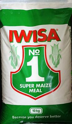 Iwisa Super Maize Meal 10kg