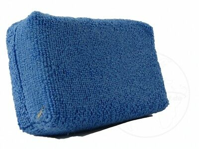 Chemical Guys Applicator Pad Ultra Fine Blue Auftragepad Pad
