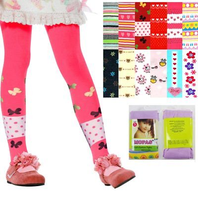 6 Pairs Girls Baby Tights Pantyhose Small 1-3 Years Hosiery Stocking New Sale !!