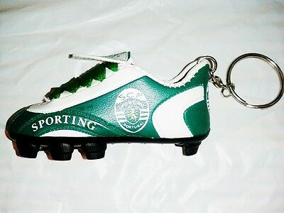 Sporting C.P.  Football / Soccer Mini Boot Keyring Keychain Key Ring Chain
