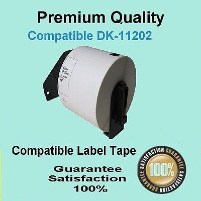 3 Rolls Brother DK-11202 Compatible Shipping/Name Label QL-500W QL-570 QL-700