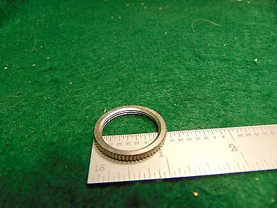 (1) Small ARC-5 SCR-274N Rack Repair Rings for Sockets NOS