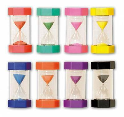 11 x Large Sand Timers 30s, 1, 2 3, 5, 10, 15, 20, 30, 45, 60 Minutes Teacher