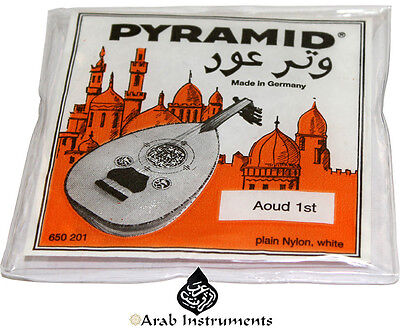 11 High Pyramid Quality Oud Strings Made in Germany