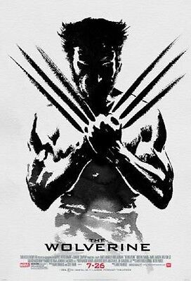 Wolverine 2013 Final Two Sided 27x40 inches Original Movie Poster
