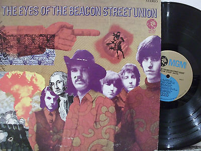 BEACON STREET UNION The Eyes of the.. 1968 ORIG USA  PSYCH  LP